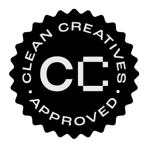 Clean Creatives Approved Bad